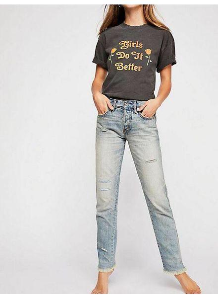 Free People Pioneer Skinny Jean