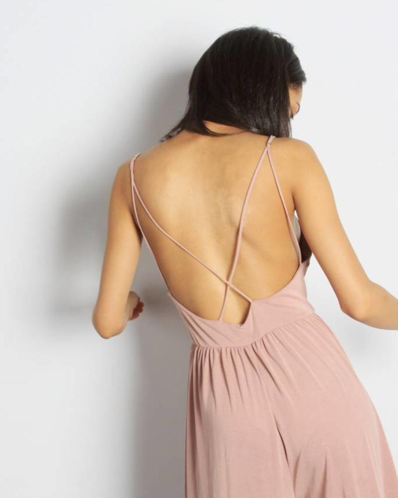 Mod Ref The Jane Jumpsuit | Blush