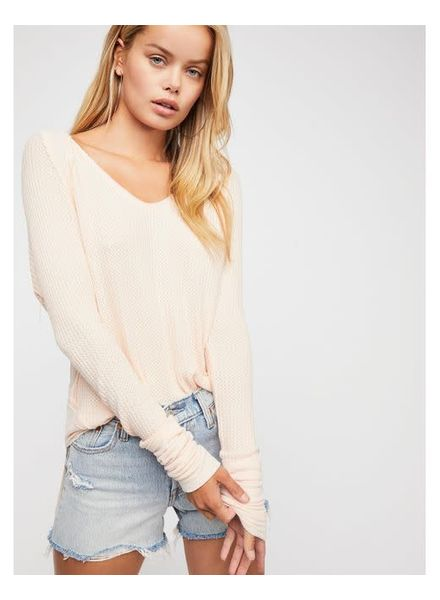 Free People Catalina Thermal | Peach