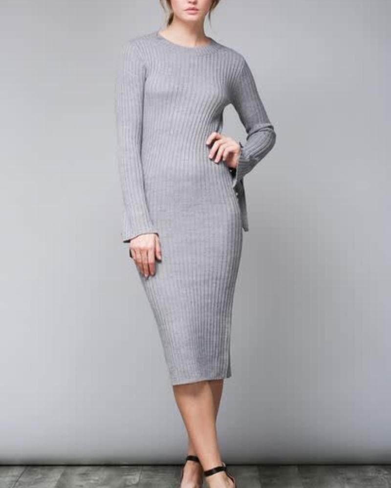 DO+BE The Sleeve Midi Dress