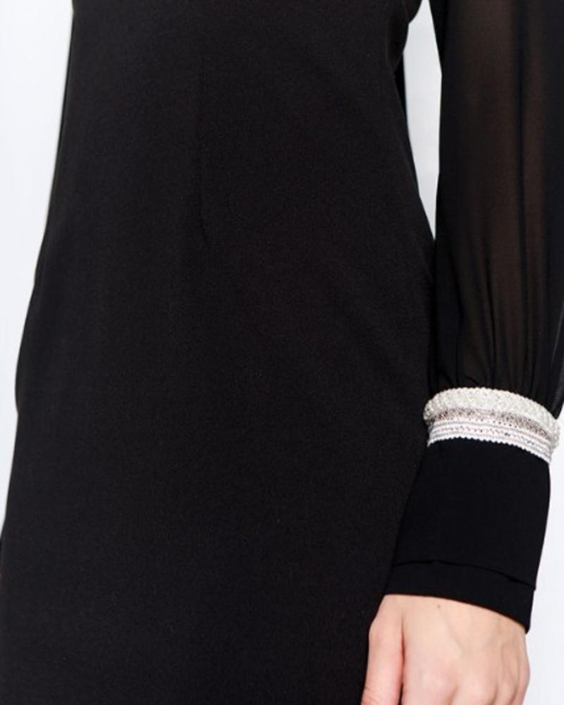Strut & Bolt Pamelina Jewel Cuff Midi Dress