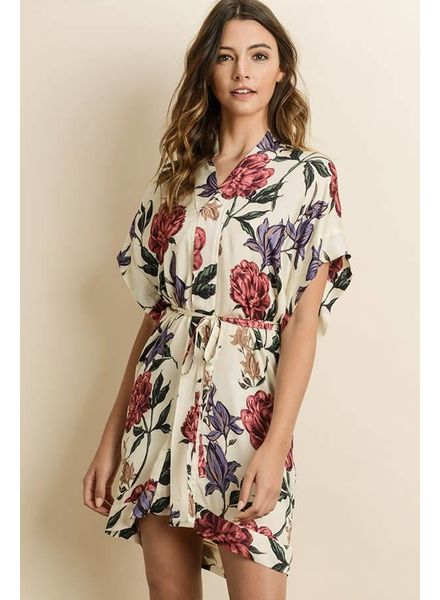 Dress Forum Blooming Kimono Dress