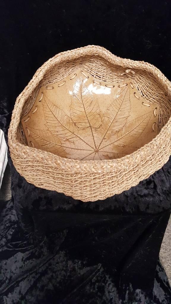 Basket Leaf Imprint