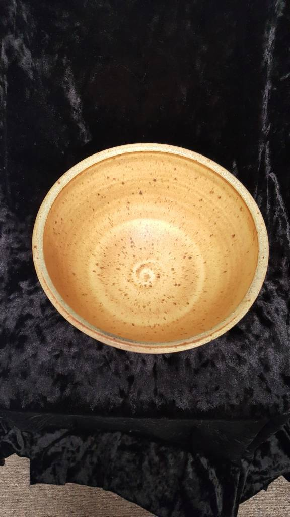 Medium Bowl Green/Yellow
