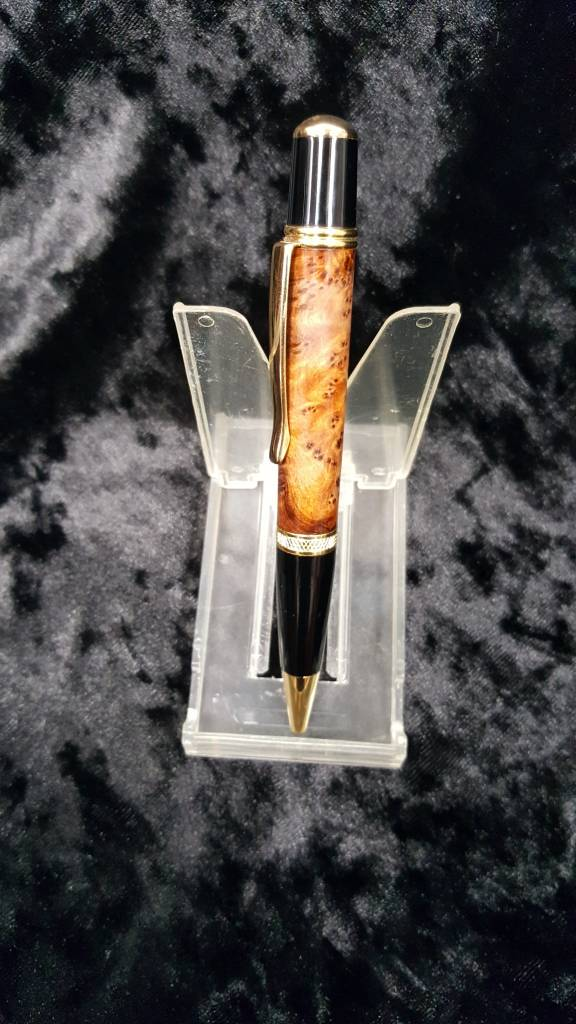 Thuya Burl Wood Pen