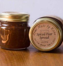 Spiced Pear Spread