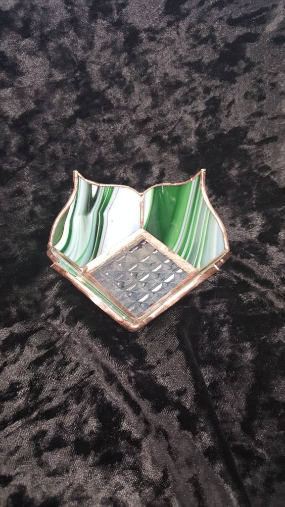 Stained Glass Dish