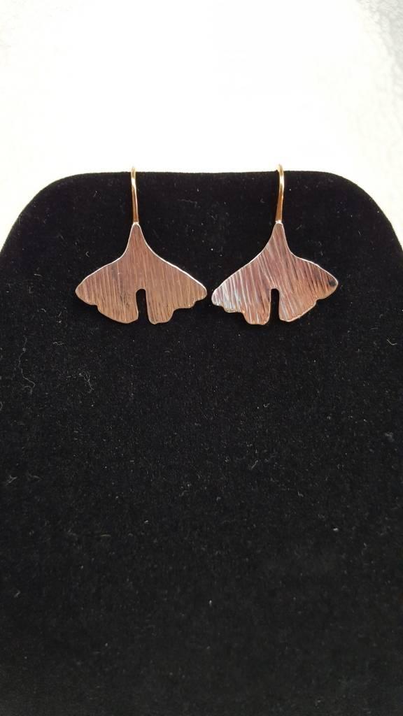 124 Ginko Earrings