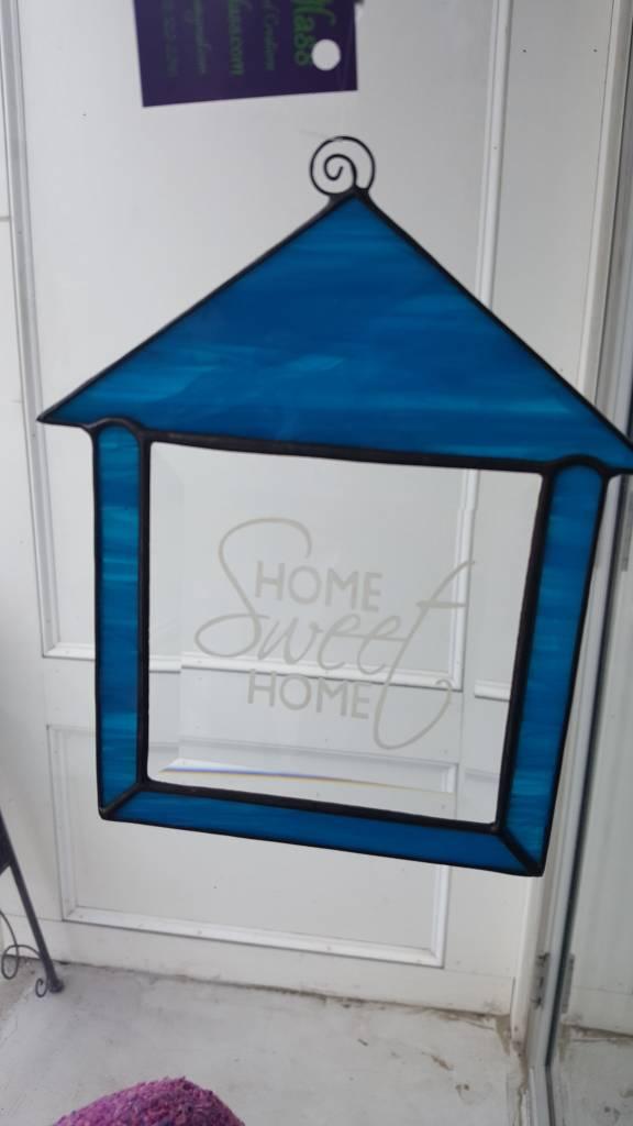 Home Sweet Home Suncatcher