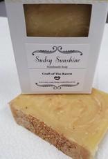 Sudsy Sunshine Soap
