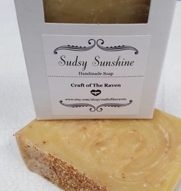 Sudsy Sunshine Soap