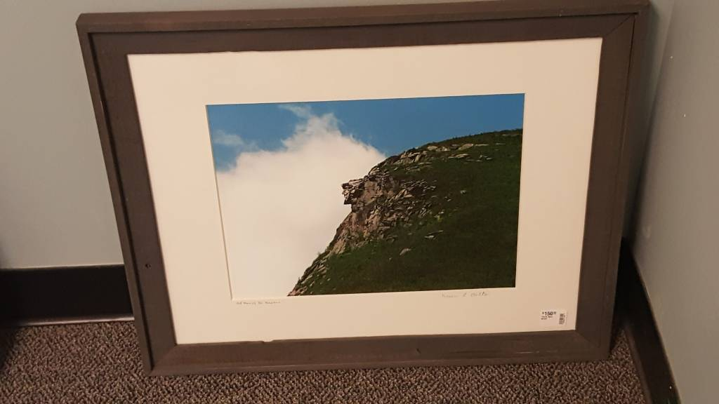 16x20 Old Man of the Mountain