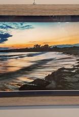 Motion of the Ocean 13 x19 Framed Print