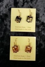Venetian Square Earrings