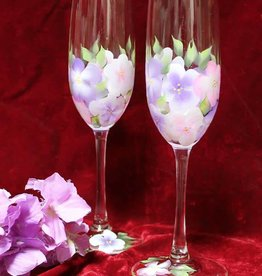 Champagne Flutes 8oz