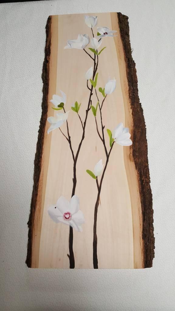 "Pine Board 23"" x 10"""
