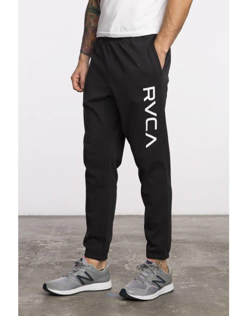 RVCA BIG RVCA SWEAT PANT - BLACK