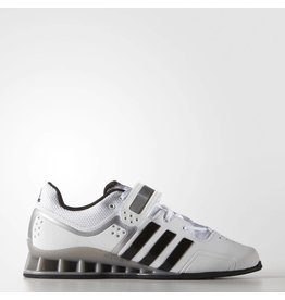 ADIDAS ADIDAS ADIPOWER - WHITE AND BLACK