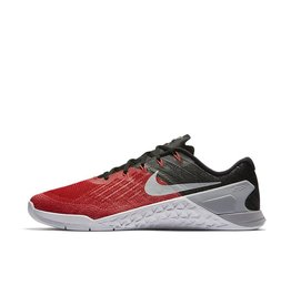 NIKE NIKE METCON 3 - RED/GREY