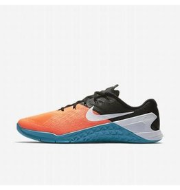 NIKE NIKE METCON 3 - ORANGE/WHITE/CHLORIDE BLUE