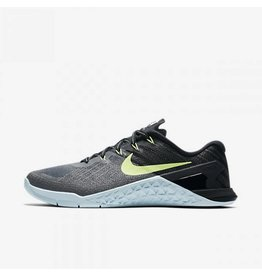 NIKE NIKE METCON 3 - DARK GREY/GHOST GREEN