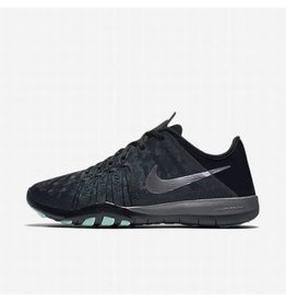 NIKE NIKE FREE TR 6 METALLIC - BLACK/DARK GREY/GREEN GLOW