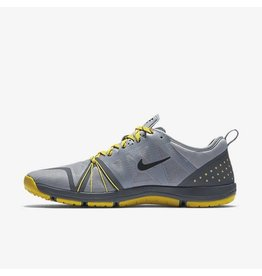 NIKE NIKE FREE CROSS COMPETE - GREY/YELLOW