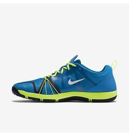NIKE NIKE FREE CROSS COMPETE - BLUE/VOLT