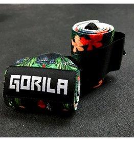 """GORILA FITNESS GORILA WRIST WRAP 18"""" TROPIC"""