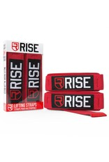 RISE RISE LIFTING STRAP RED