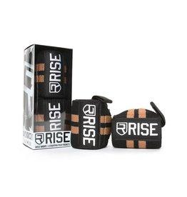 RISE RISE WRIST WRAPS CLASSIC MILITARY 18''