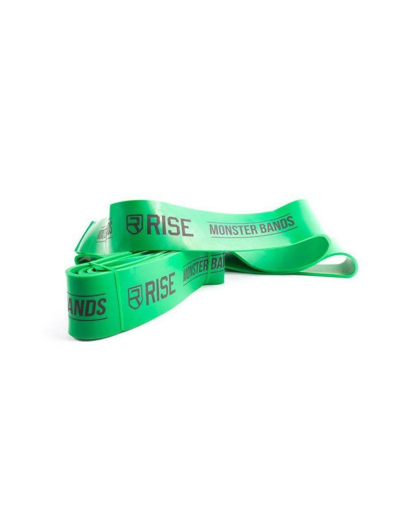 RISE RISE RESISTANCE BAND GREEN