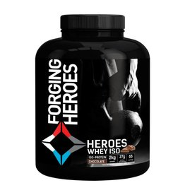 FORGING HEROES FORGING HEROES WHEY ISO PROTEIN 2KG
