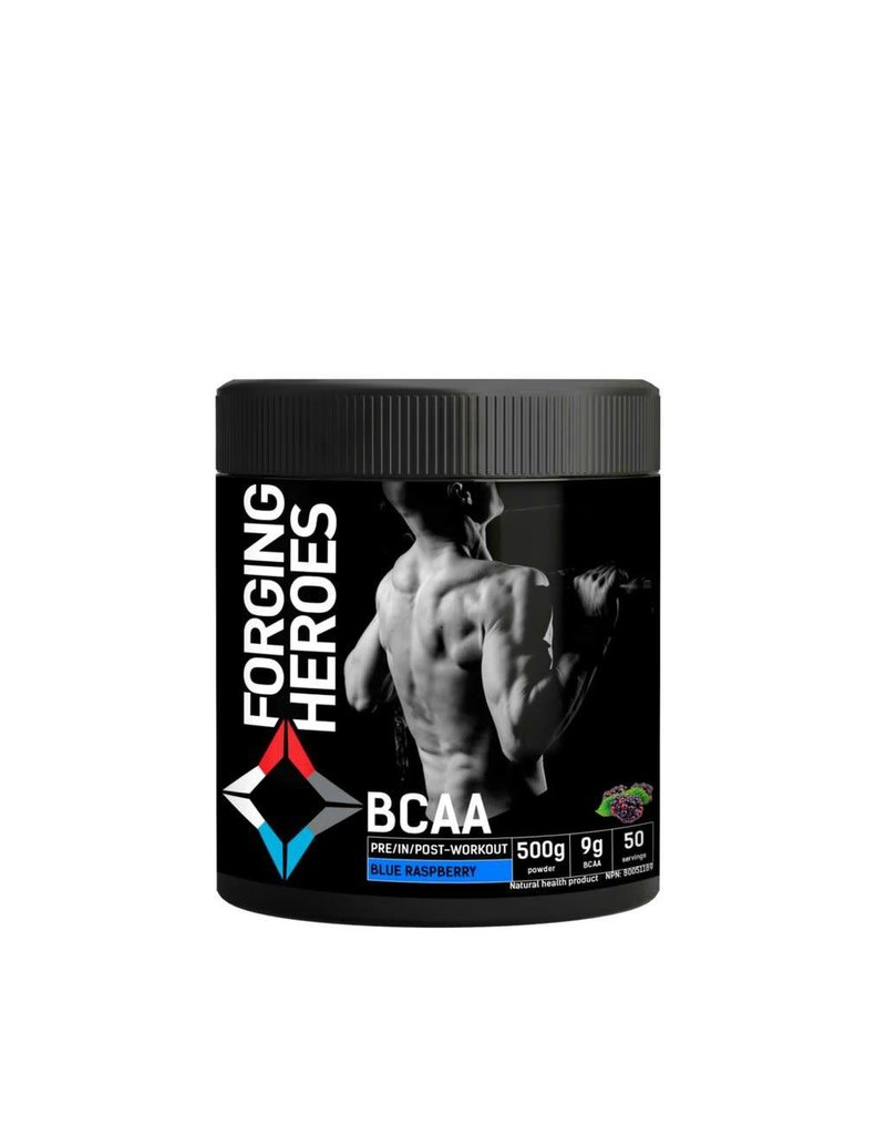 FORGING HEROES FORGING HEROES BCAA 500G