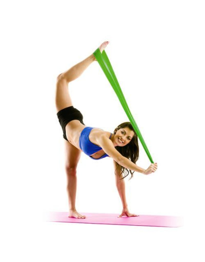 360 ATHLETICS CONDITIONING 4' PILATES FLAT BANDS