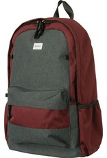 RVCA RVCA FRONTSIDE BACKPACK CHARCOAL HEATHER