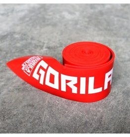 GORILA FITNESS GORILA MOBILITY FLOSS BAND RED (THICK)