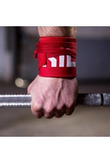GORILA FITNESS GORILA STRENGTH WRAPS RED
