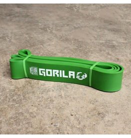 GORILA FITNESS GORILA RUBBER BANDS GREEN 1 3/4''