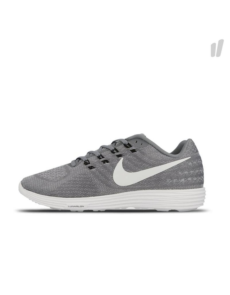 NIKE NIKE LUNARTEMPO 2 - LIGHT GREY/WHITE