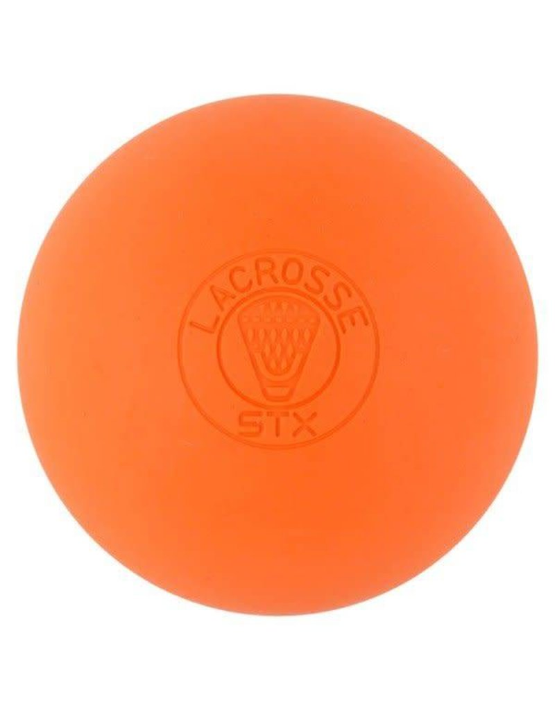 WODSPORTS LACROSSE BALL ORANGE