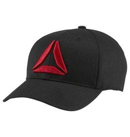 REEBOK REEBOK BASEBALL CAP, BLACK