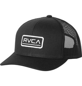 RVCA RVCA TICKET TRUCKER - BLACK