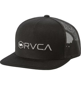 RVCA RVCA LOCK UP TRUCKER - BLACK