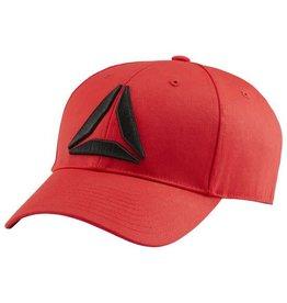 REEBOK REEBOK BASEBALL CAP, RED
