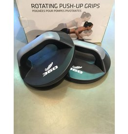 360 ATHLETICS ROTATING PUSH-UP GRIPS