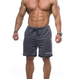 JED NORTH JED NORTH STANCE ATHLETIC SWEAR SHORT, DARK GRAY