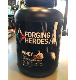 FORGING HEROES FORGING HEROES WHEY PROTEIN 2KG COOKIES&CREAM
