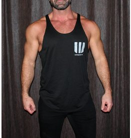 WODSPORTS WOD SPORTS STRINGER, BLACK/GREY