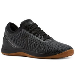 REEBOK REEBOK MEN'S CROSSFIT NANO 8 FLEXWEAVE, BLACK